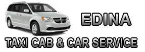 Edina Taxi Cab and Car Service Logo